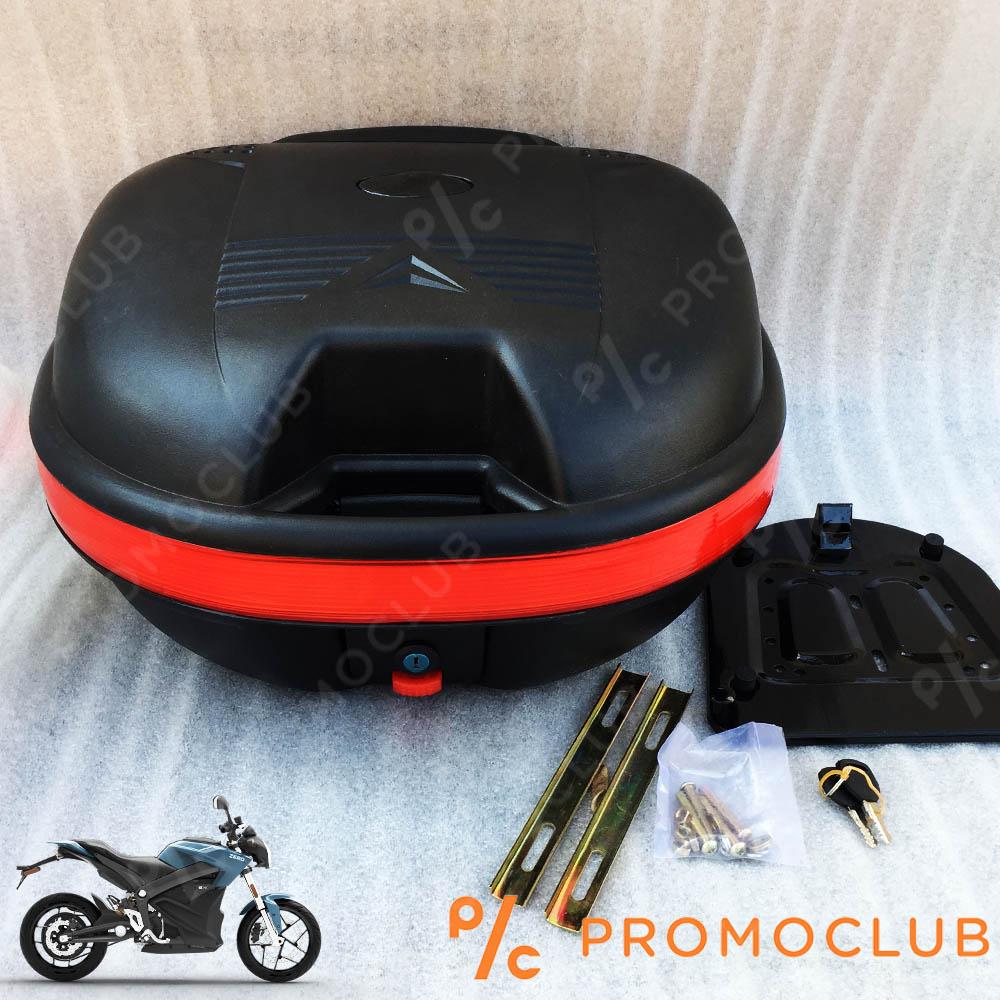 Широка ТОП каса Classic Moto Box със 180 градуса светлоотразител