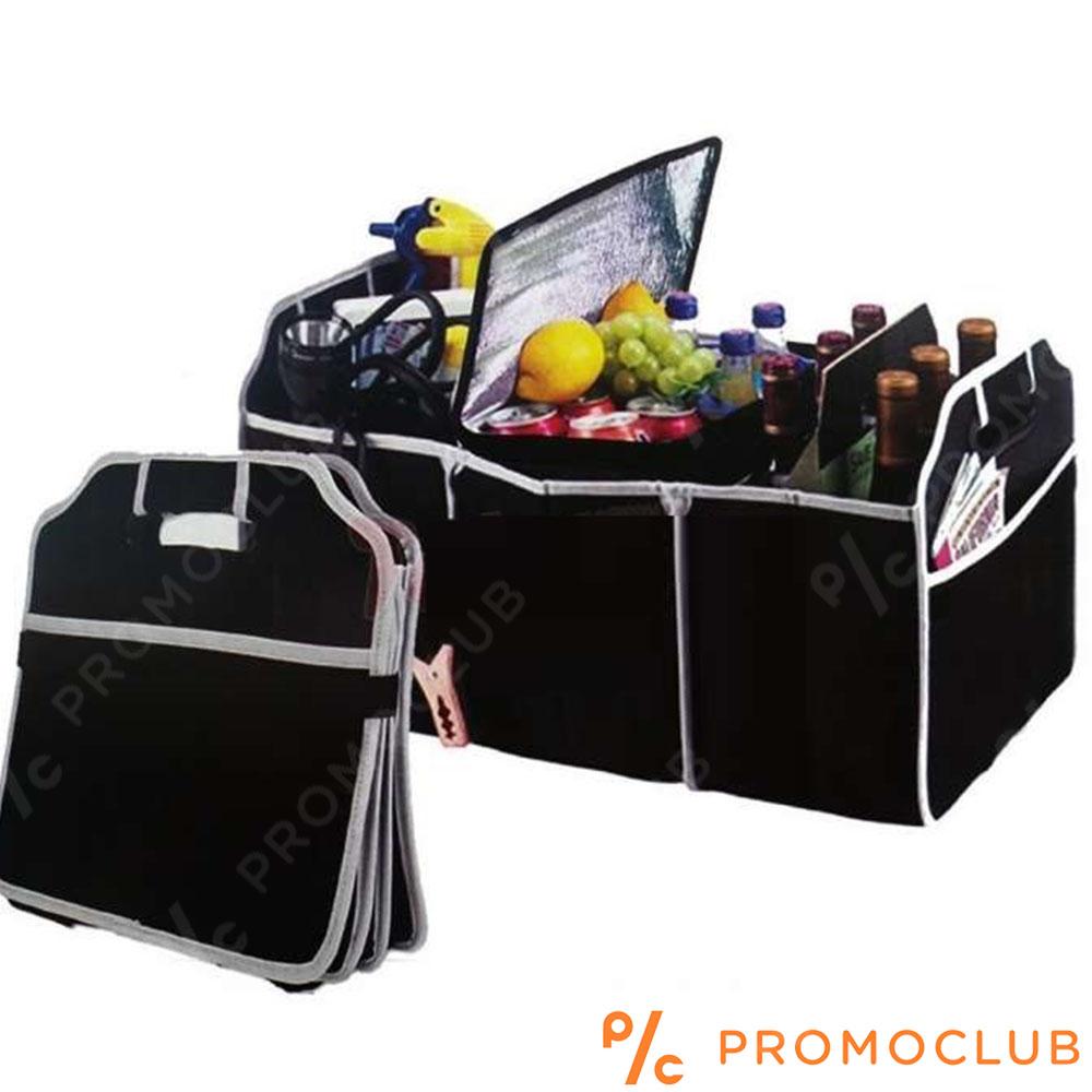 Сгъваем авто органайзер за багажник SMART TRUNK ORGANIZER LA-856