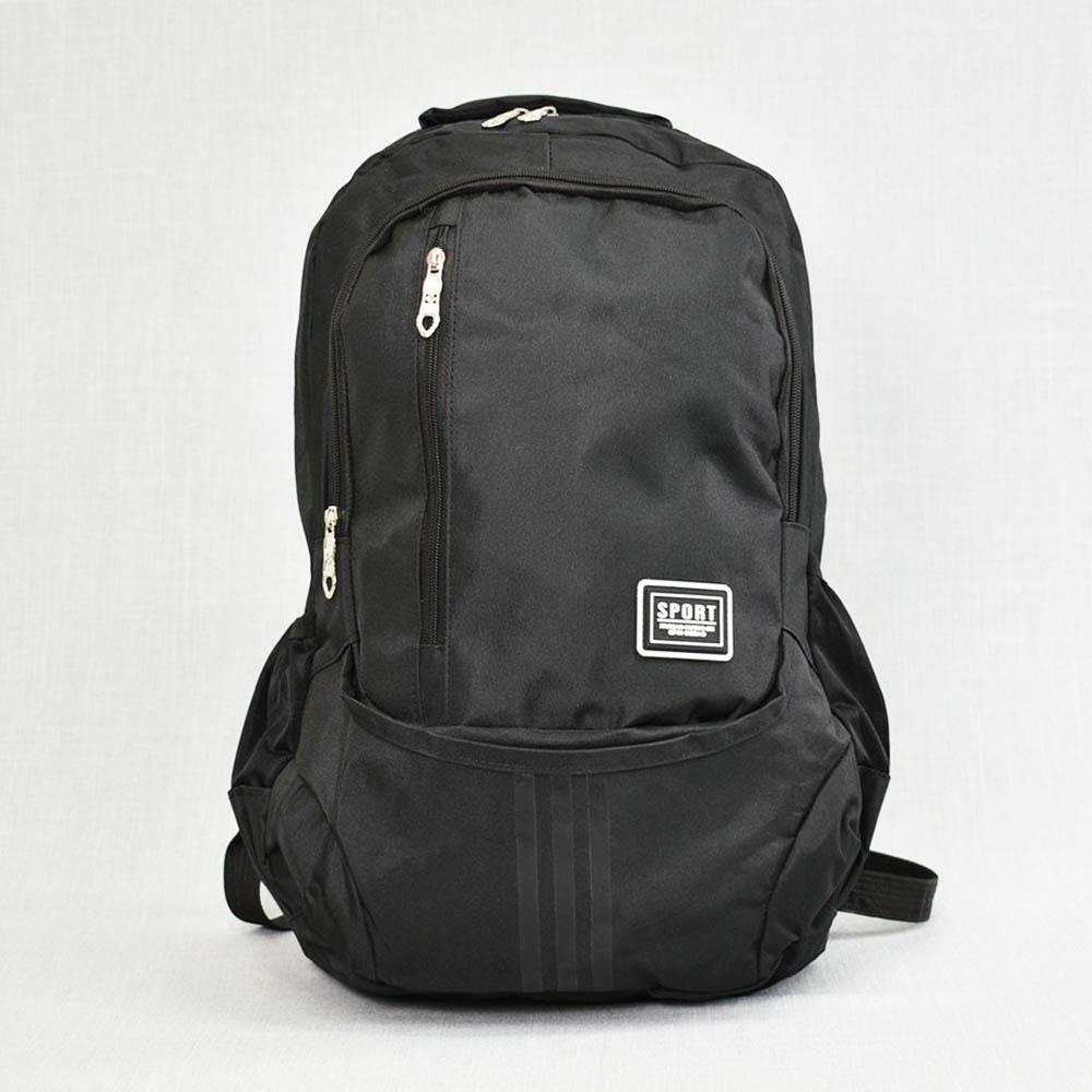 Ученическа раница 08016 Sport Black, 46 см.