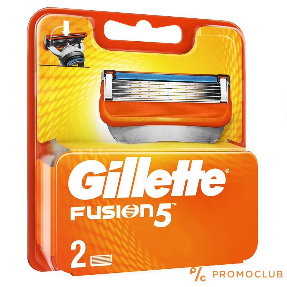 2 ножчета GILLETTE FUSION 5