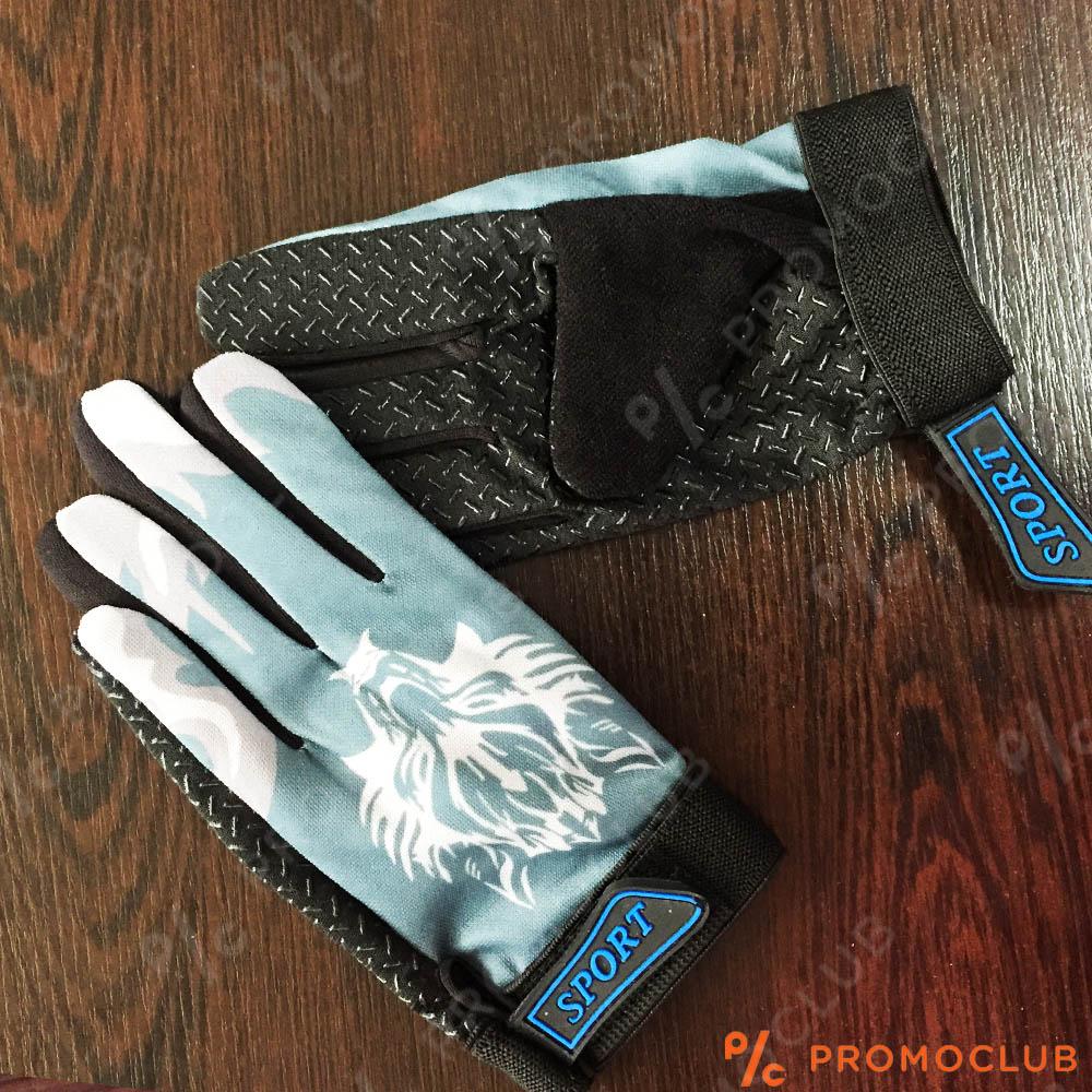 Детски вело-мото ТОП ръкавици WOLF SPORT CLUB GREY,  4-10 г,