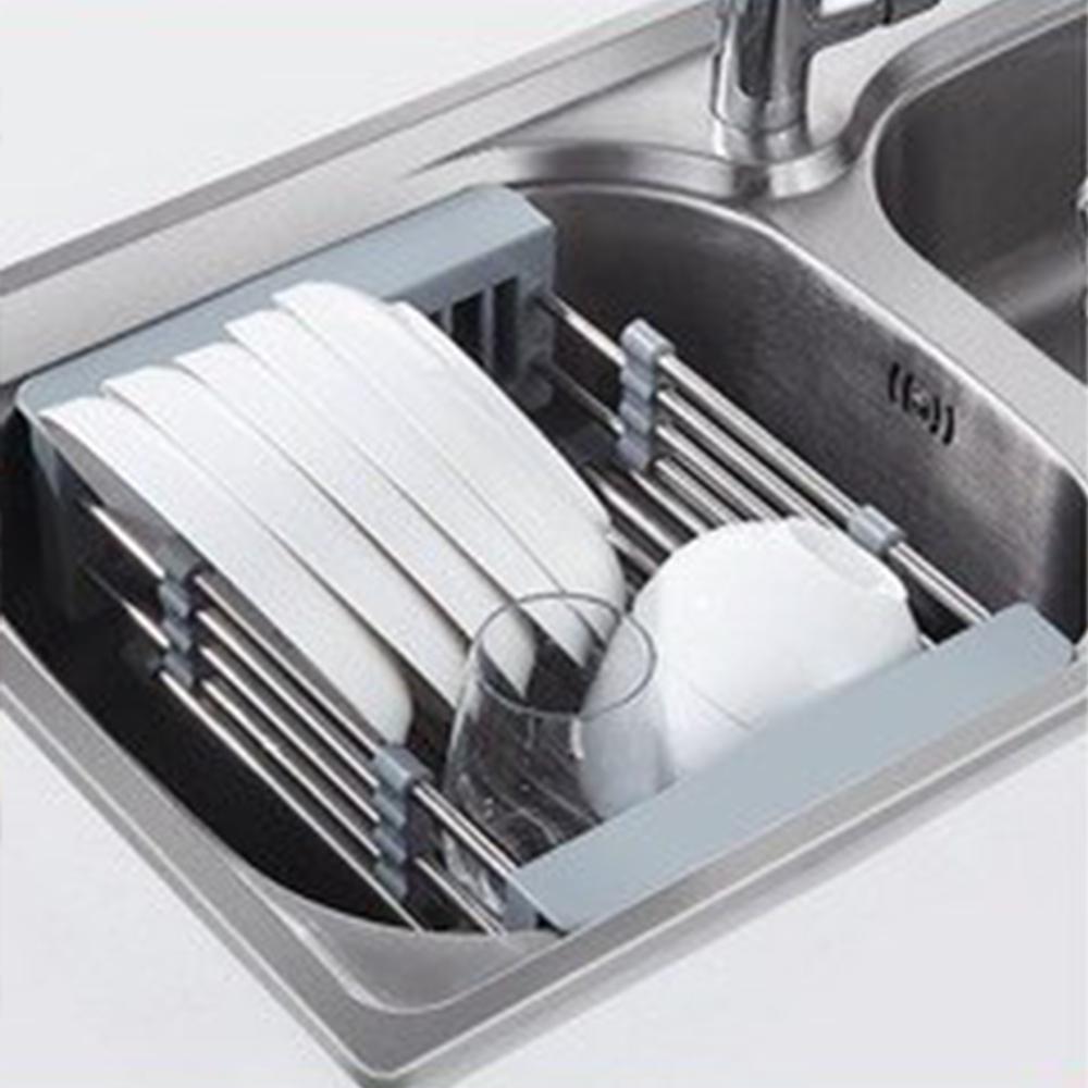 Универсален супер цедилник за всяка мивка