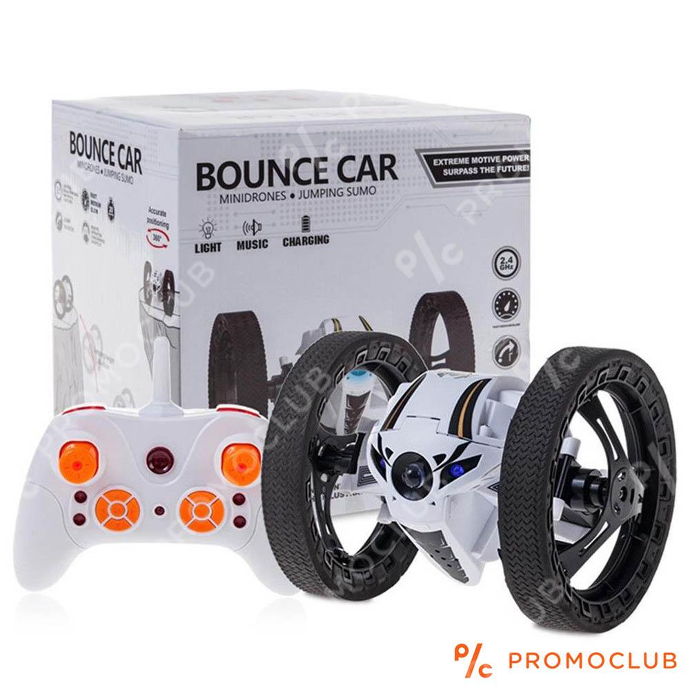 Невероятна подскачаща кола BOUNCE CAR, 8+