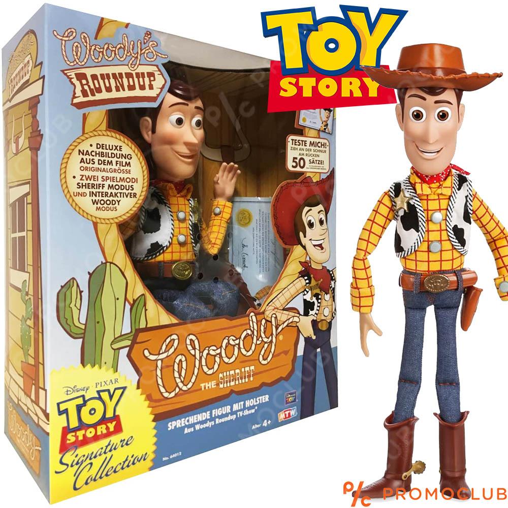 Голям УДИ от Играта на играчките,  напълно интерактивен с много реплики, говори испански