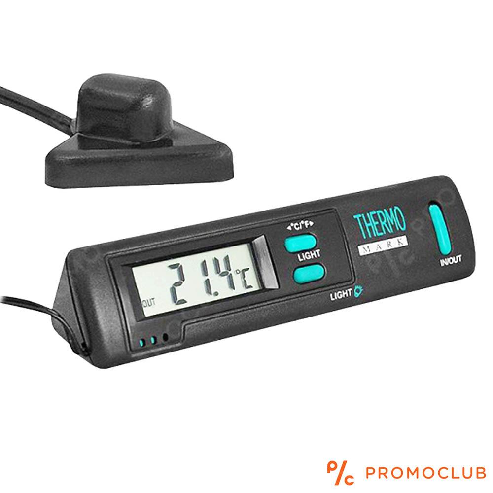 Електронен авто термометър с датчик за вънщна температура THERMO MARK