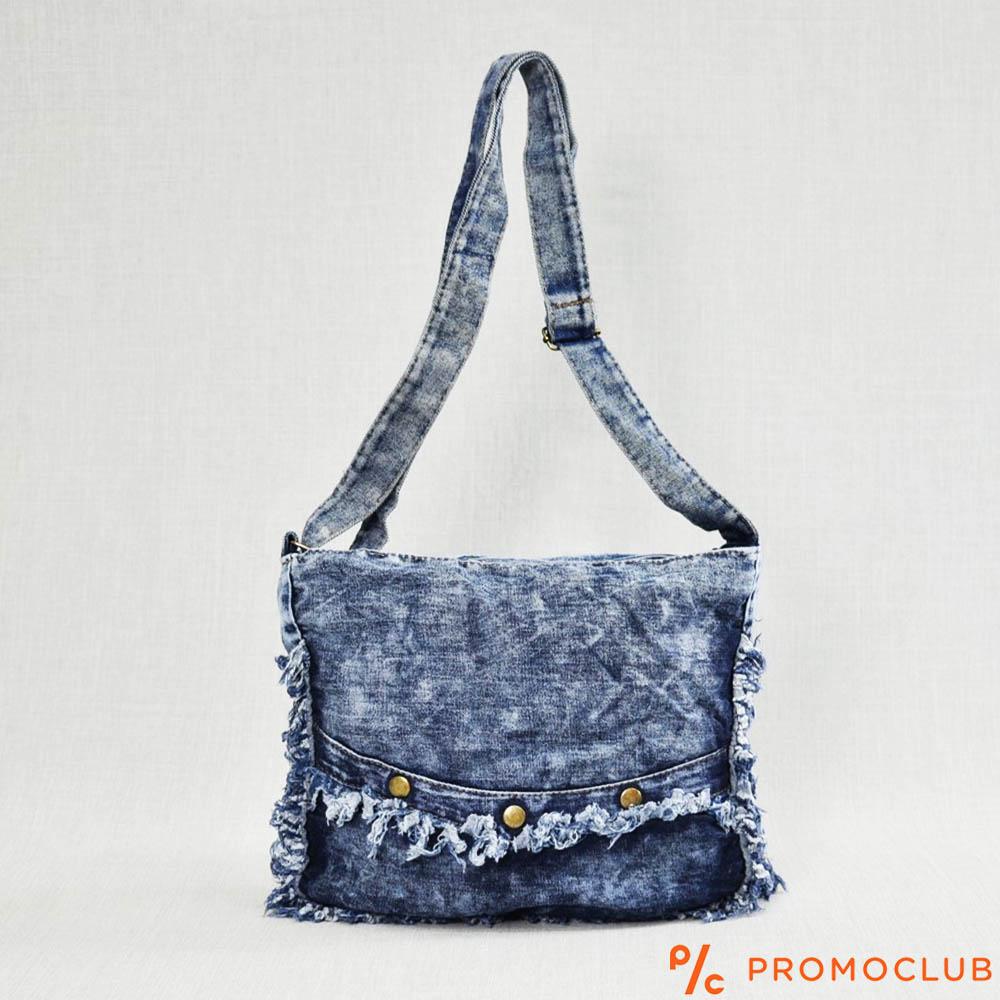 Denim Jeans BAG  11364-16 CLASSIC - дамска чанта за през рамо
