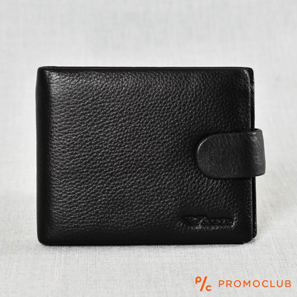 Луксозен мъжки портфейл VERONA 003-2 от естествена кожа