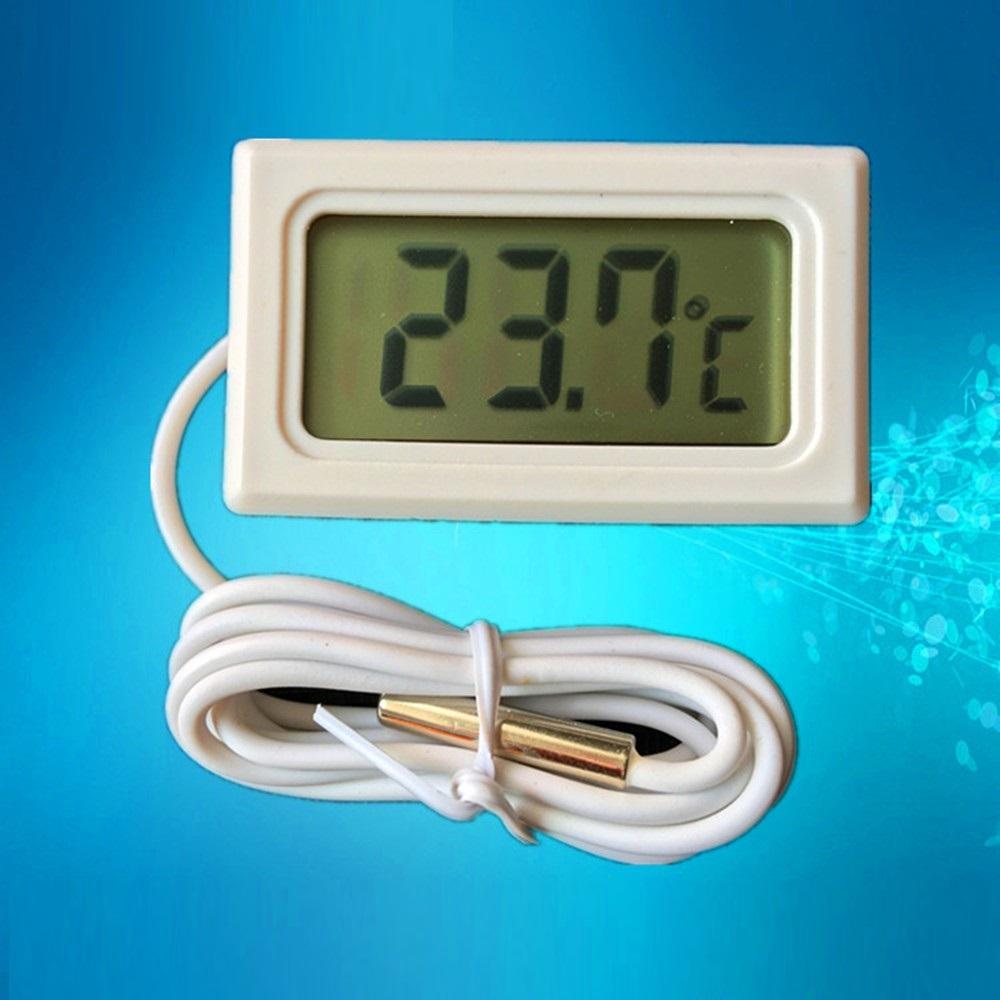 Универсален дигитален термометър TPM-10 с обхват  -50ºC-- +70ºC