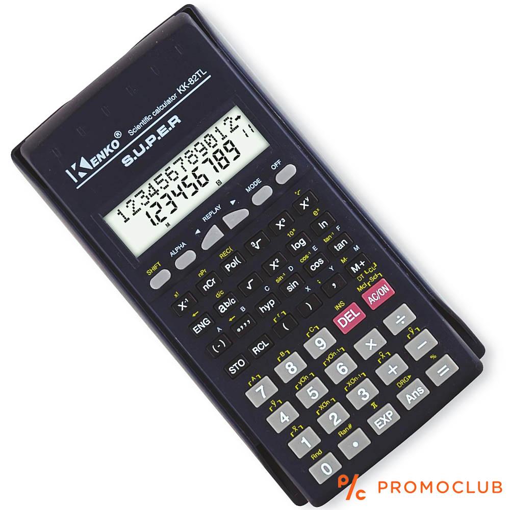 Математически калкулатор KENKO KK-82TL с огромен брой функции и режими