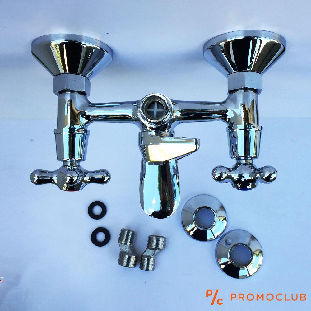 Класическа душ батерия смесител за баня HTZ000