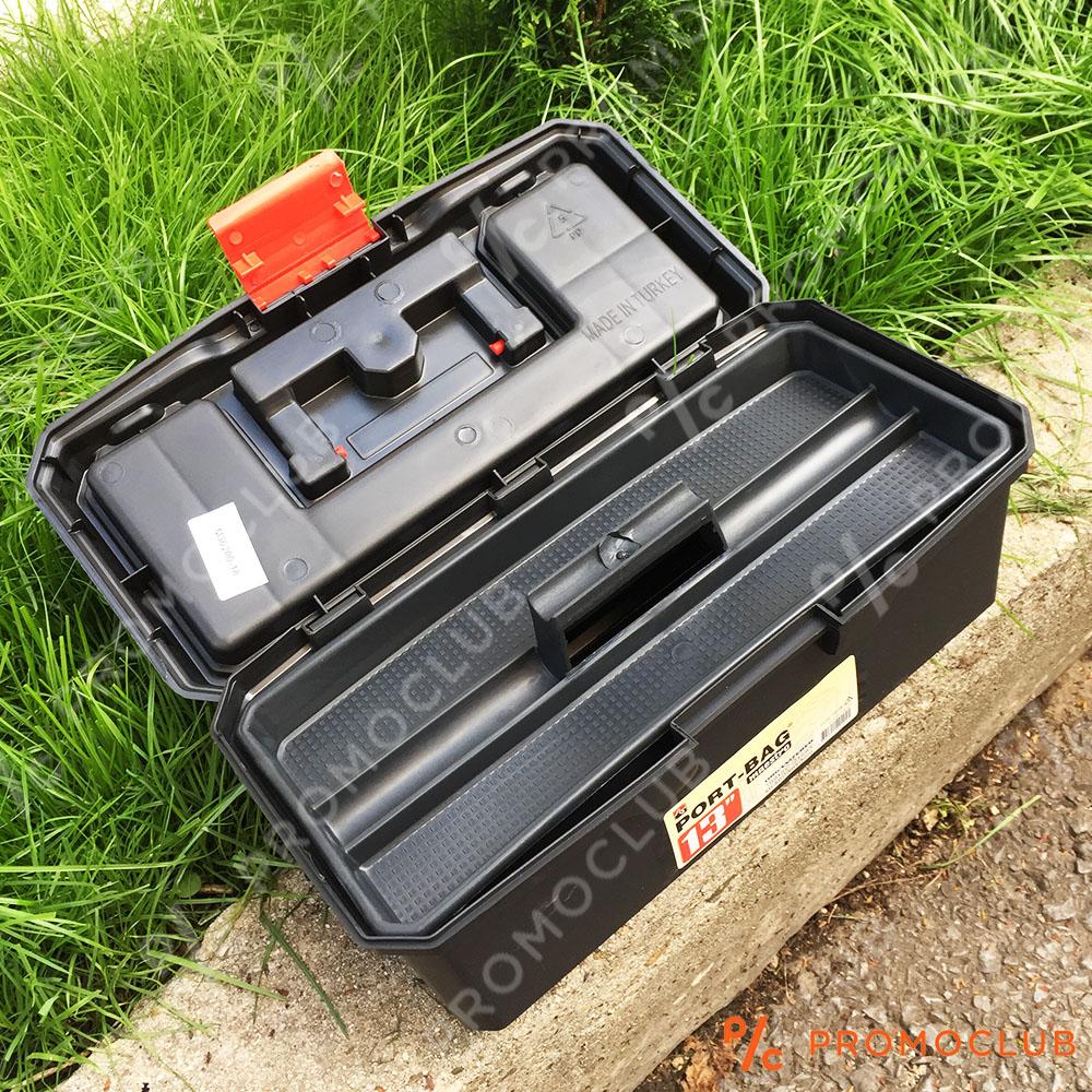 Професионален куфар за инструменти 22 инча, здрав, обемен, с множество отделеня и дръжка