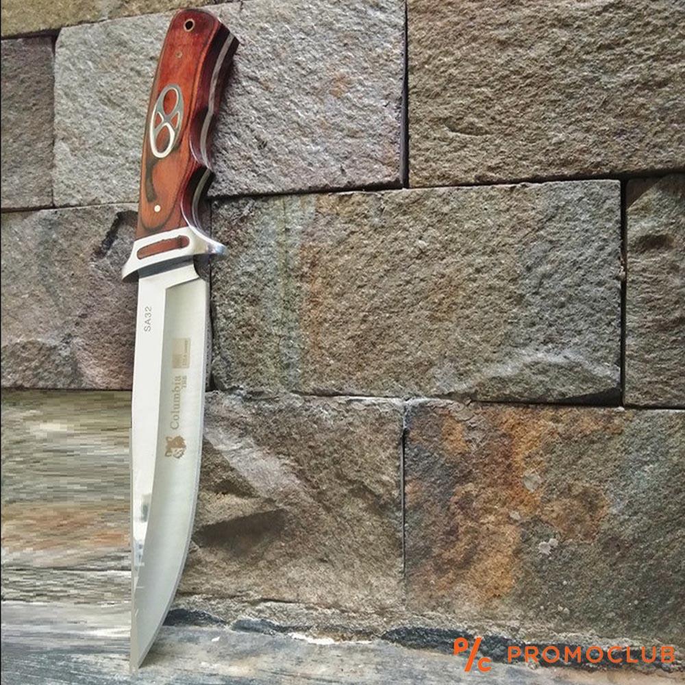 Голям ловен нож COLUMBIA SA32, с кания