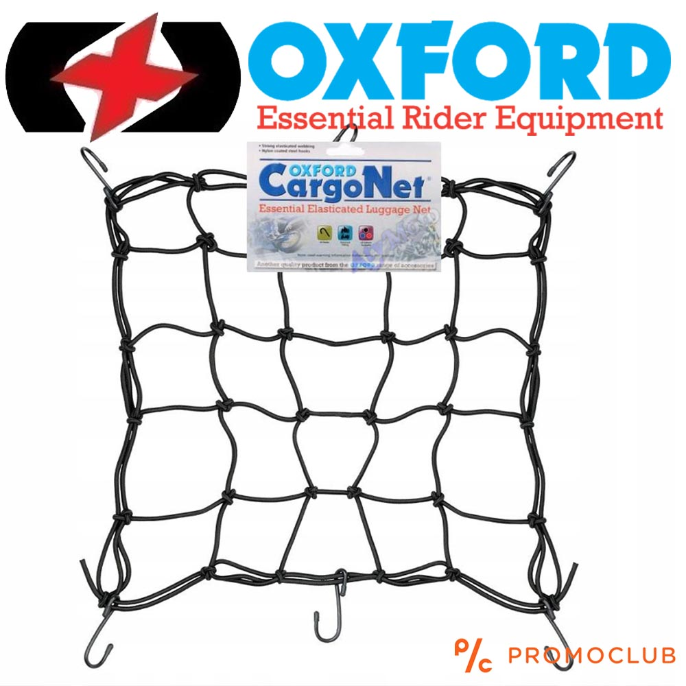 Мото карго мрежа за багаж OXFORD