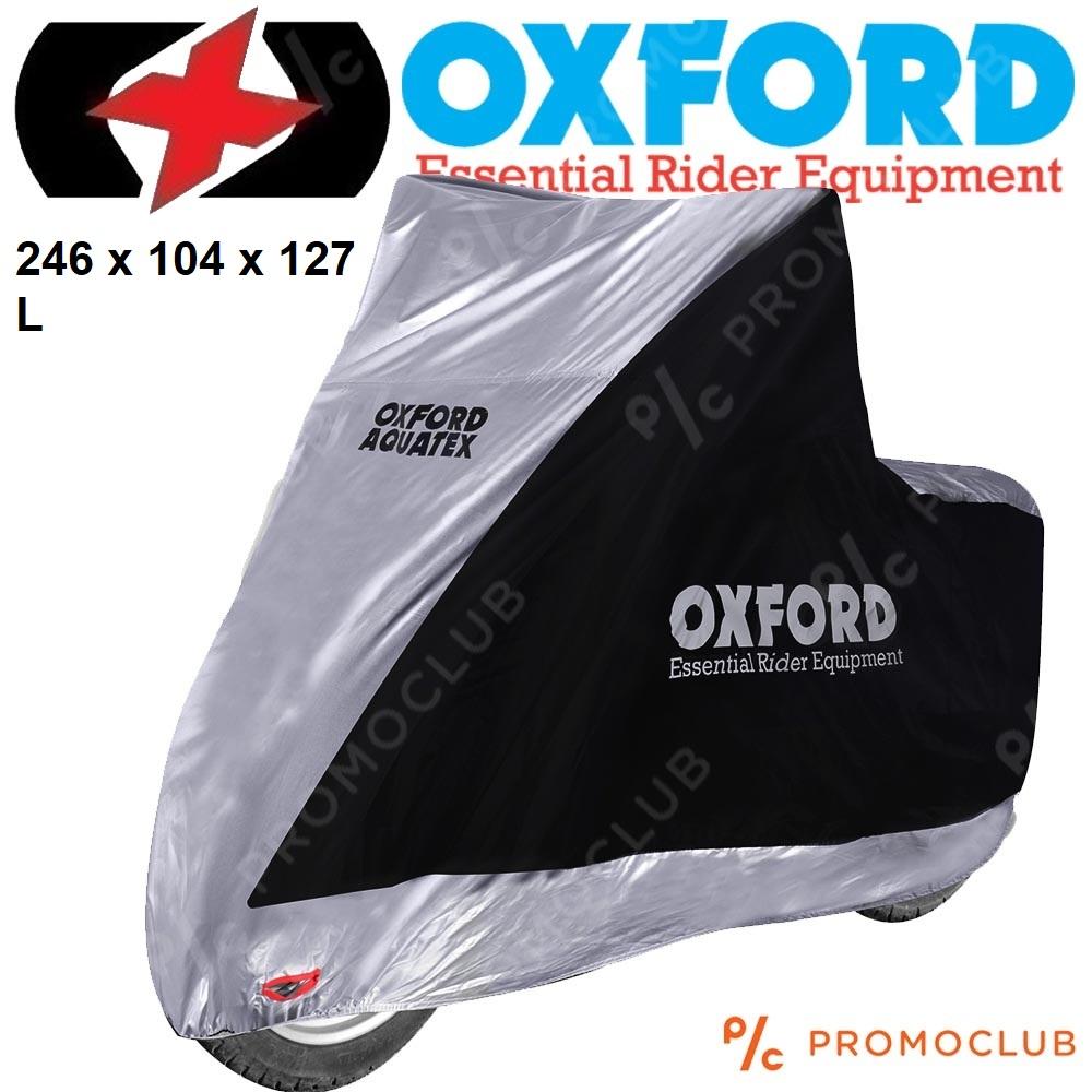 Мото покривало OXFORD AQUATEX L висок клас,  246 x 104 x 127 см.
