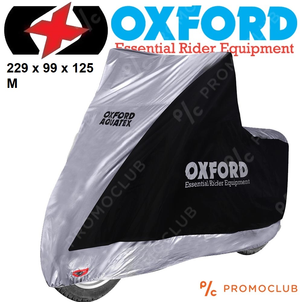 Мото покривало OXFORD AQUATEX М висок клас,  229 x 99 x 125 см.