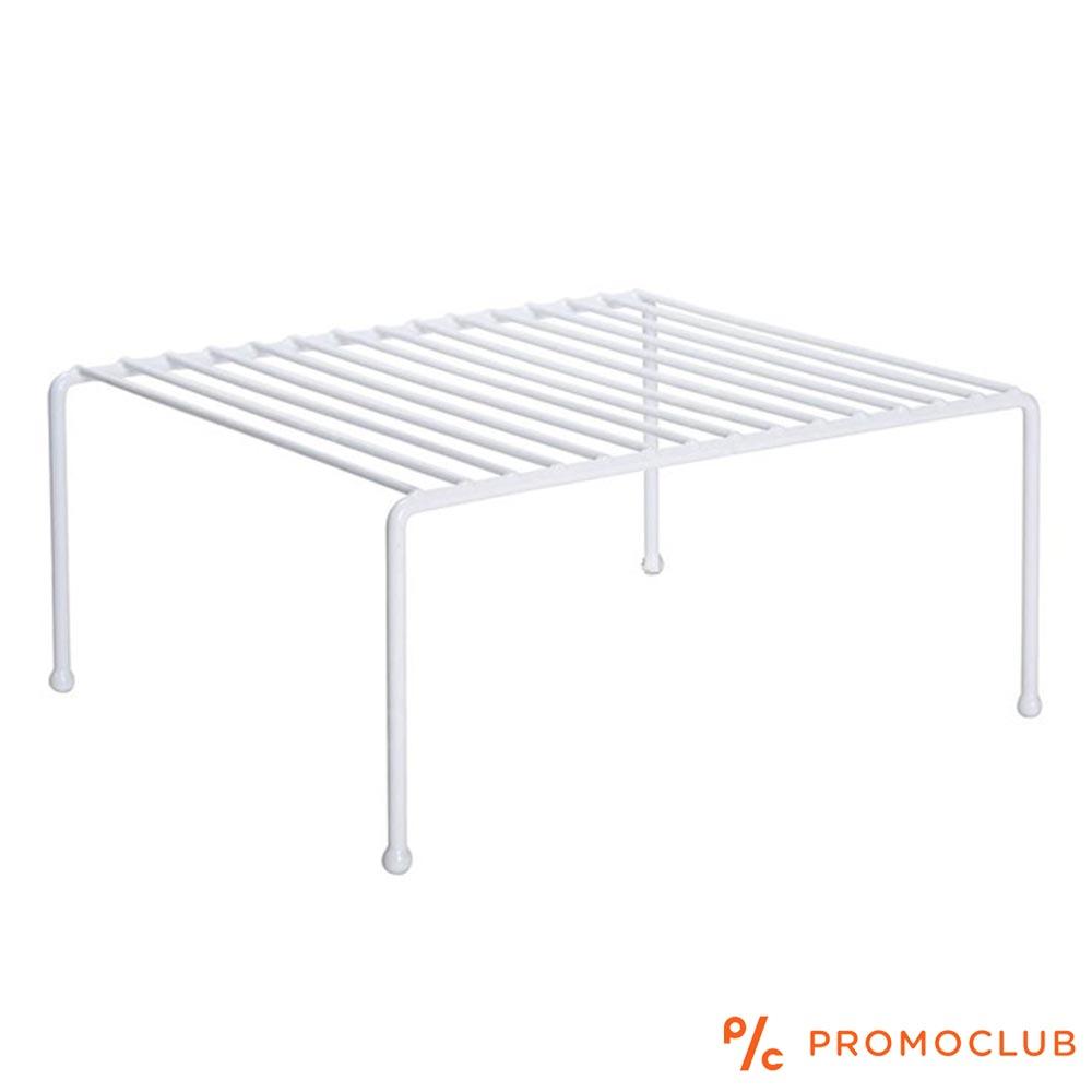 Органайзер рафт за кухненски шкаф, метален, 31 х 25 х 13 см