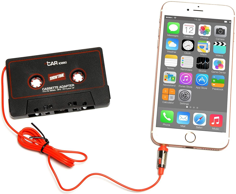 Безконечна MP3 касетка GRIFFIN за касетофони