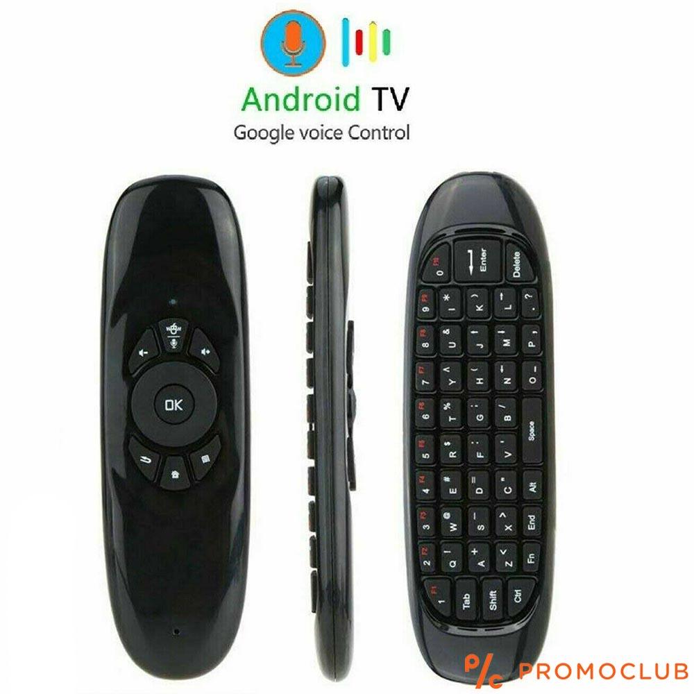 Безжична клавиатура - мишка AIR MOUSE за всяко USB устройство