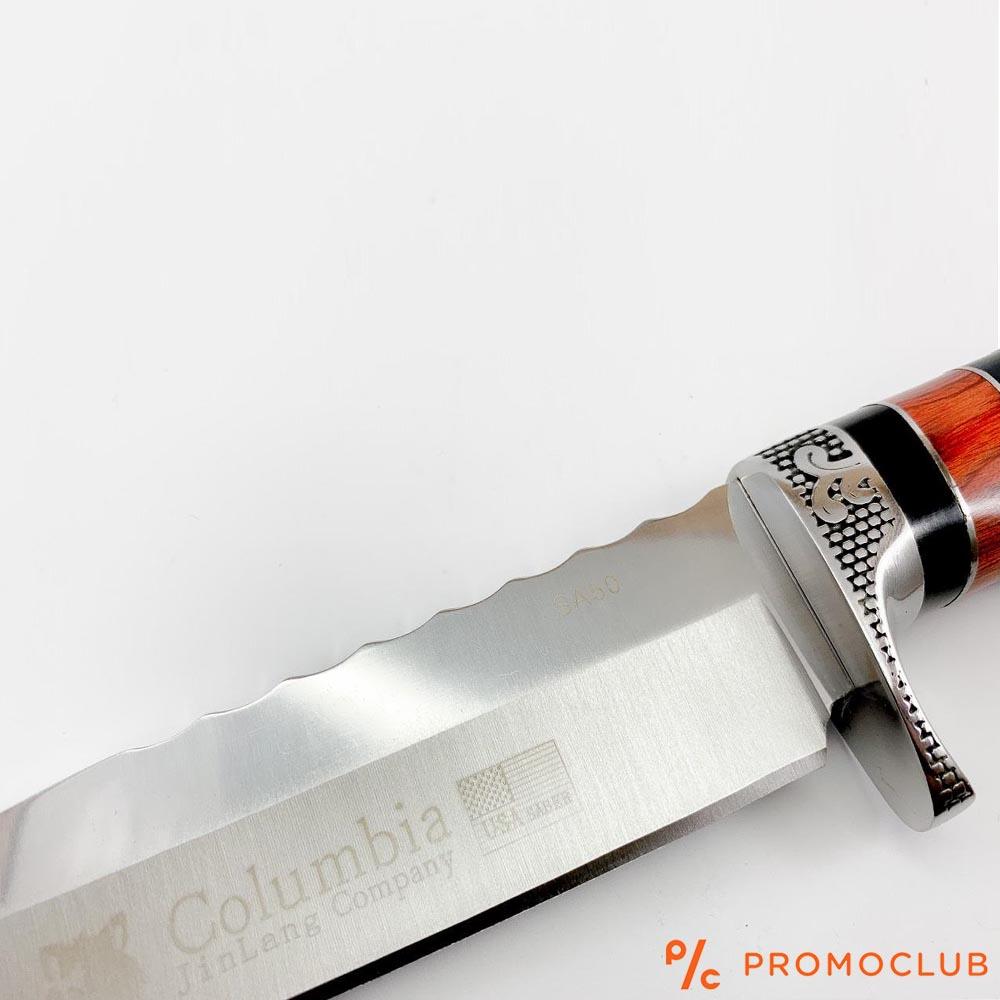 Ловен нож COLUMBIA SA50, с кания за колан