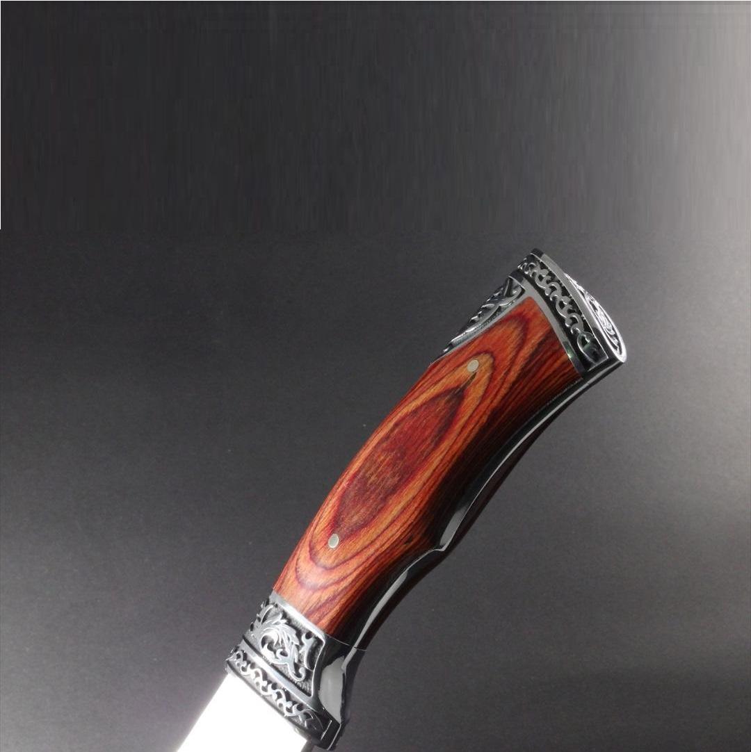 Ловен нож COLUMBIA SA58, с кания