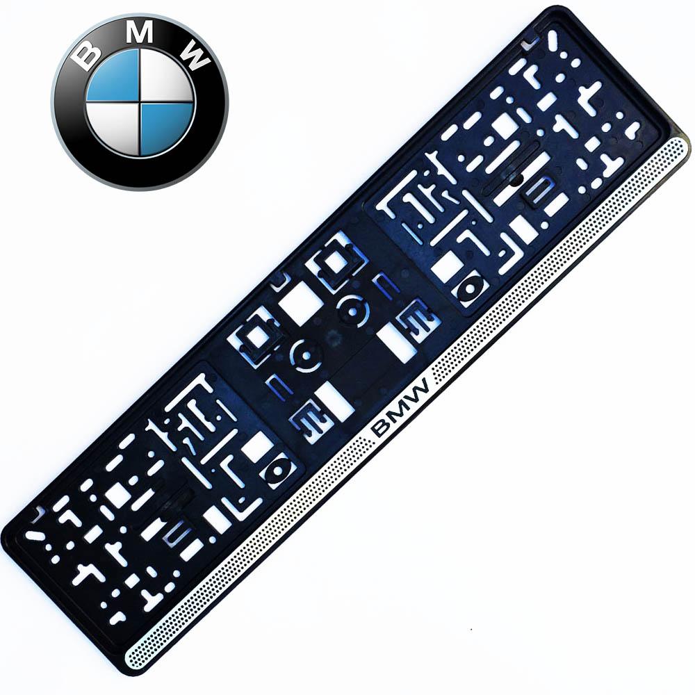 Авто поставка за регистрационен номер на автомобил BMW SILVER