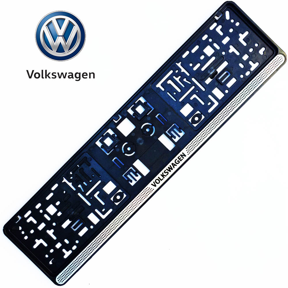 Авто поставка за регистрационен номер на автомобил VOLKSWAGEN SILVER