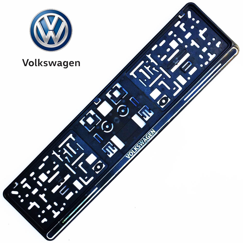 Авто поставка за регистрационен номер на автомобил VOLKSWAGEN BLACK