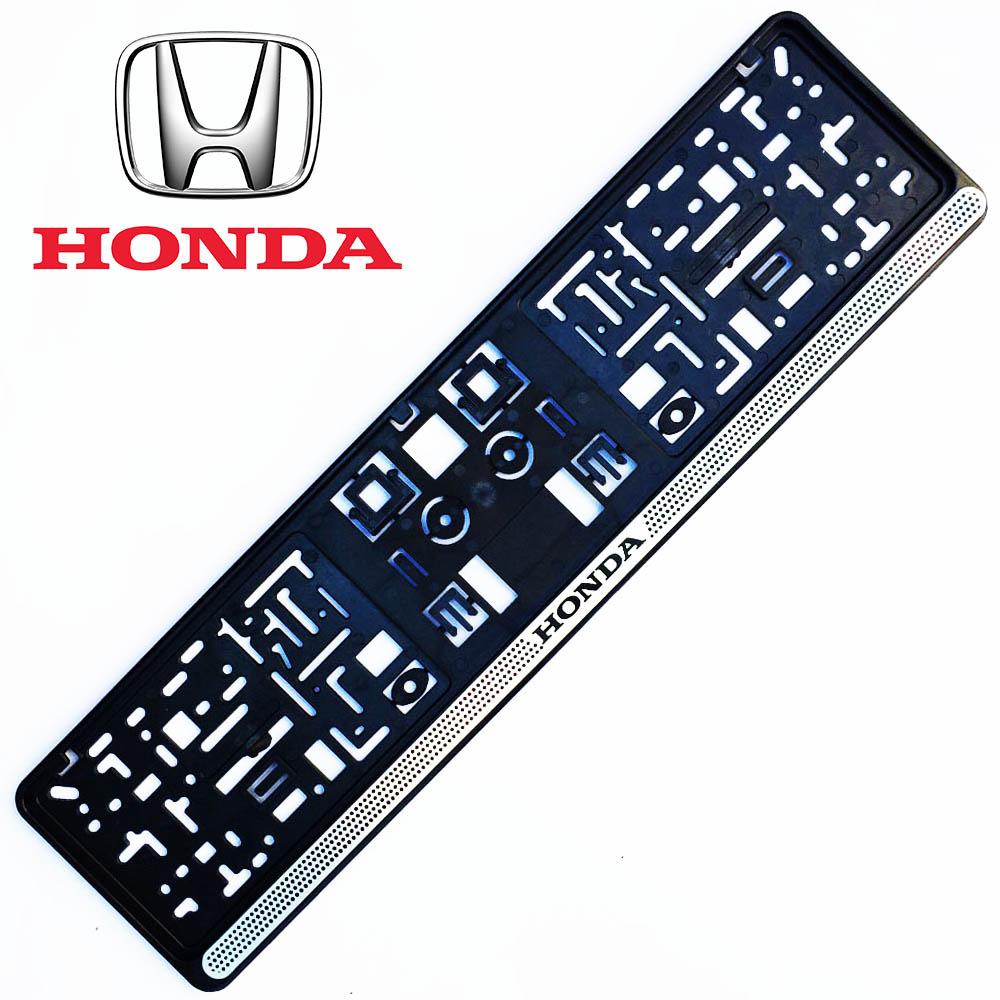 Авто поставка за регистрационен номер на автомобил HONDA SILVER
