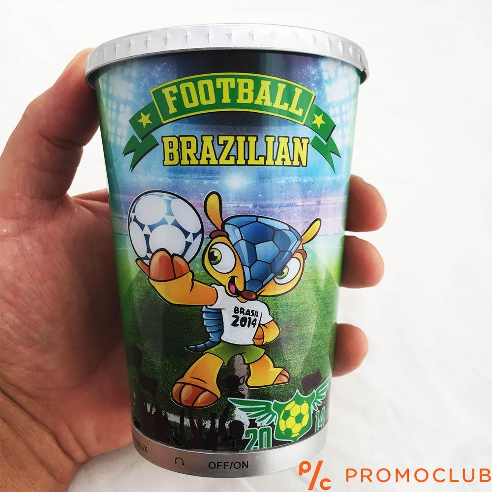 Колонка на Световното Бразилия 2014г.