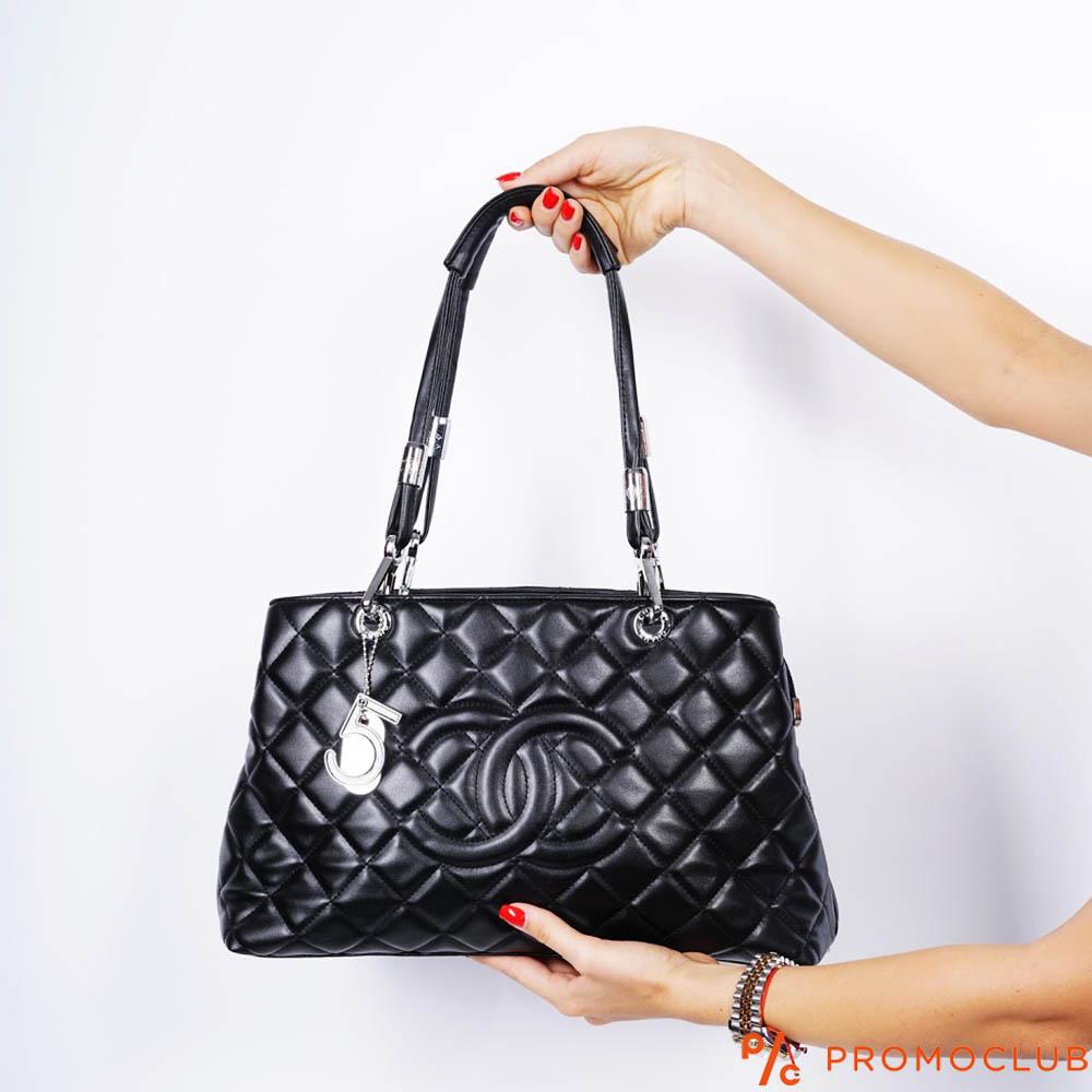 Дамска чанта CHANEL BLACK
