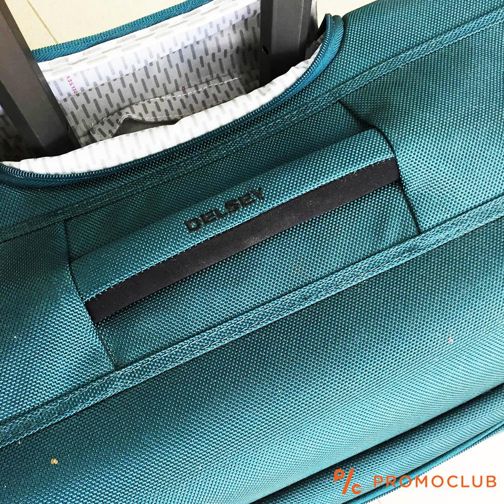 ТОП бизнес куфар-гардероб DELSEY, домът на твоите костюми