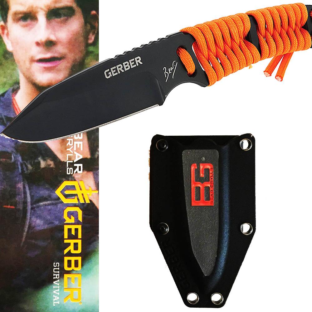 Тактически десантен нож GERBER, тактическа хоризонтално-вертикална кания