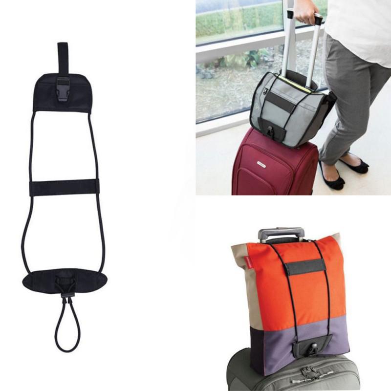 Регулиращ се Бънджи колан за куфар BAG BUNGEE