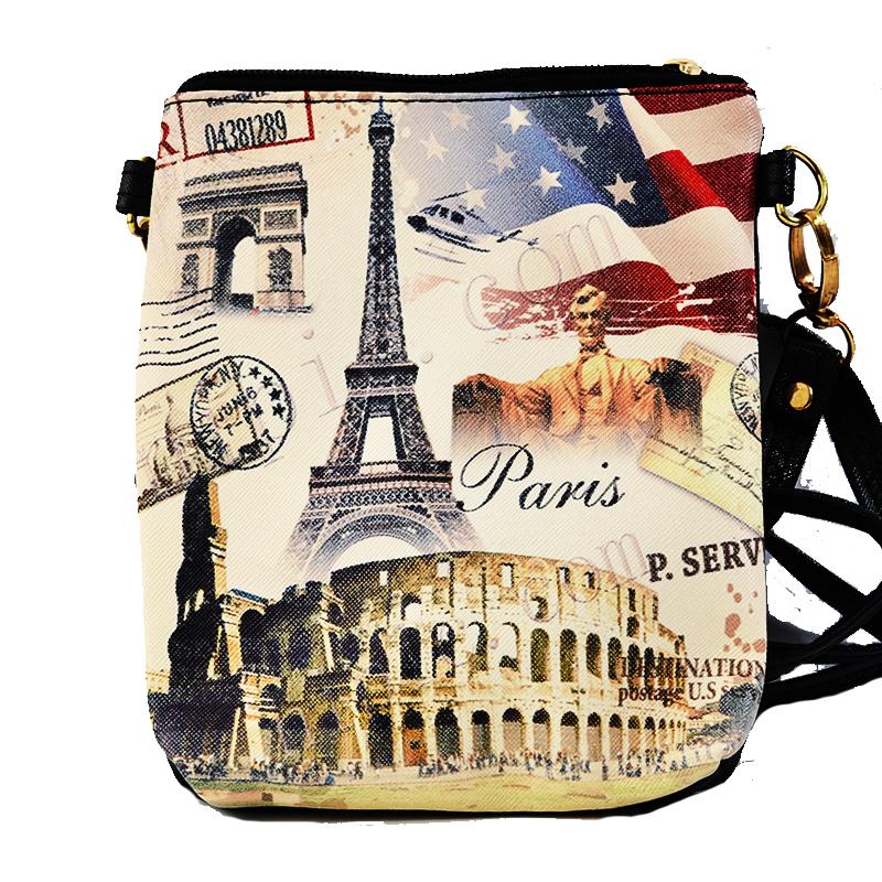 Дамска чанта Paris 0028