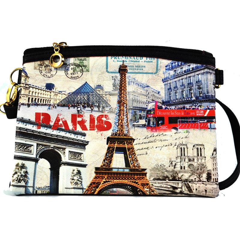 Дамска чанта Paris 0044
