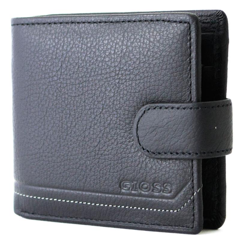 Кожен, мъжки портфейл Ф005-9