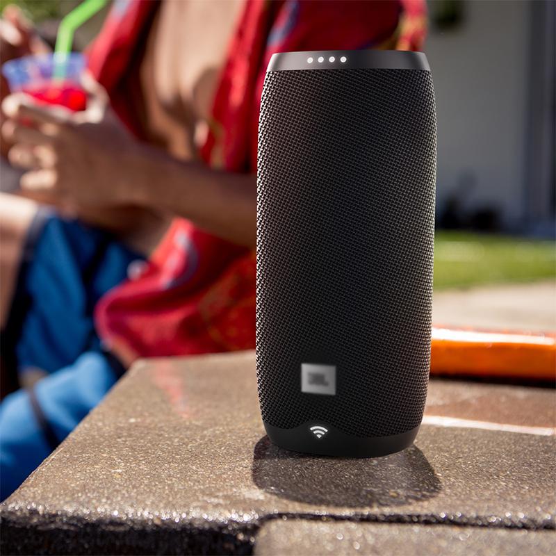 ТОП модел HiFi мини аудио система LINK 20 - Bluetooth MicroSD- висококачествена реплика