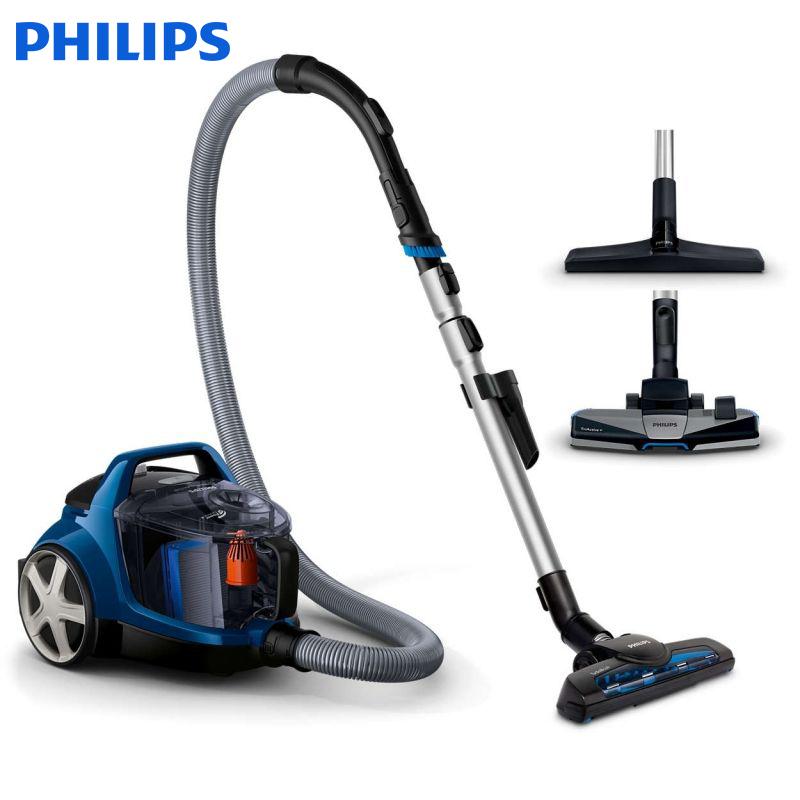Прахосмукачка без торба Philips PowerPro Active FC9533/09, 750W, тъмно синя