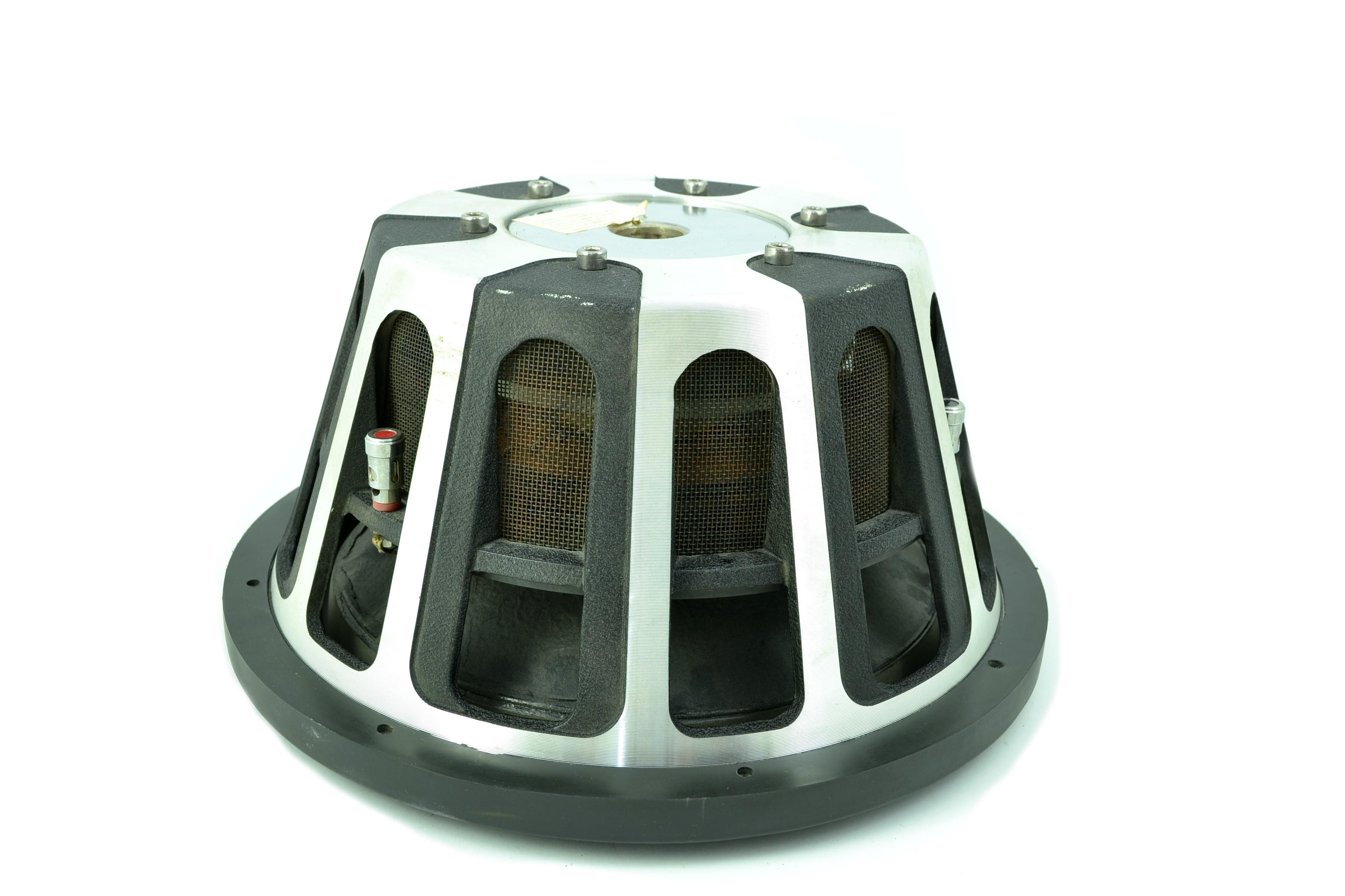 Супер мощен субуфер SSound 1228 800W - 12 инча - двунамотков