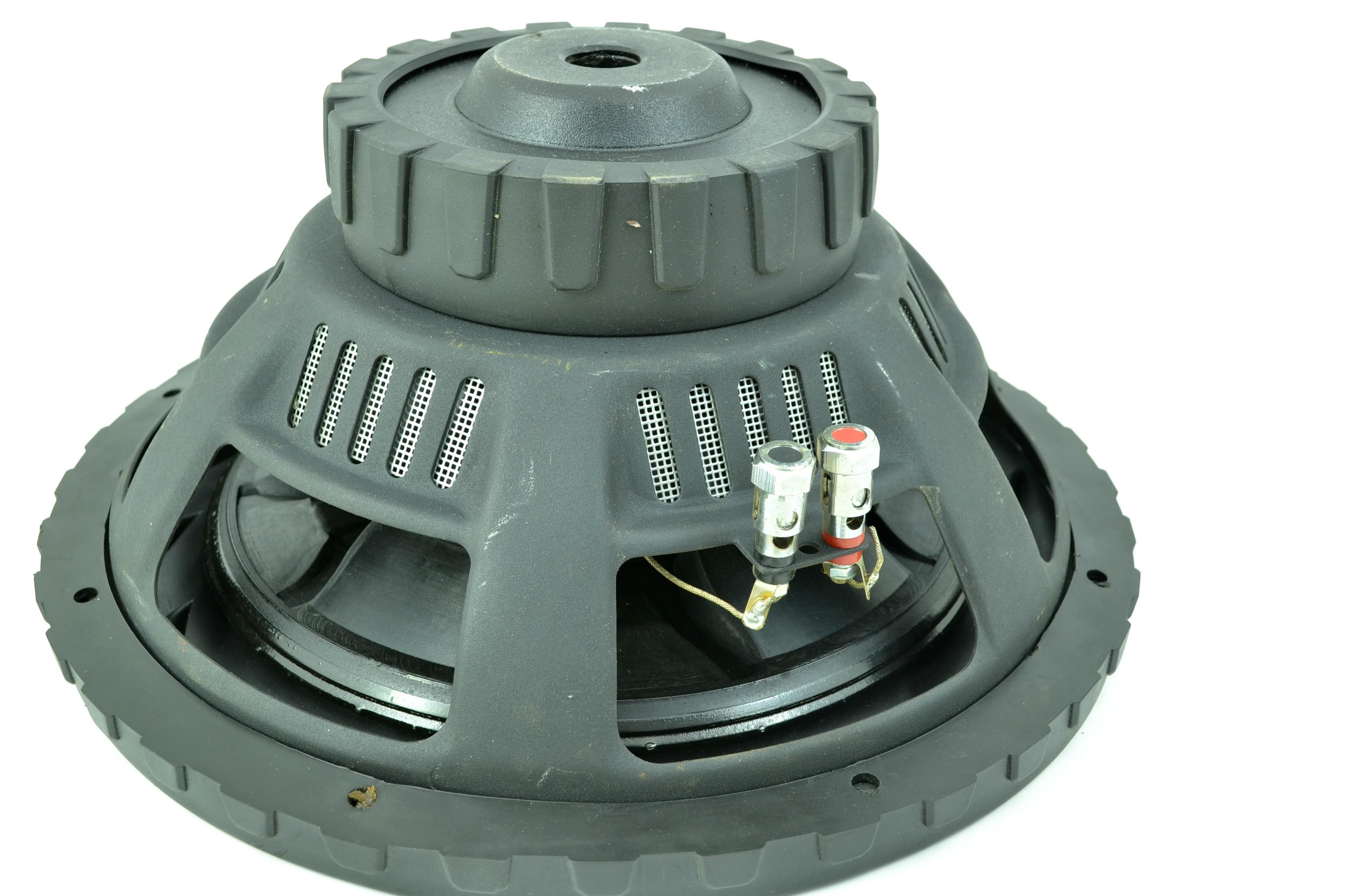 Mощен субуфер SSound MW 1224 600W - 12 инча