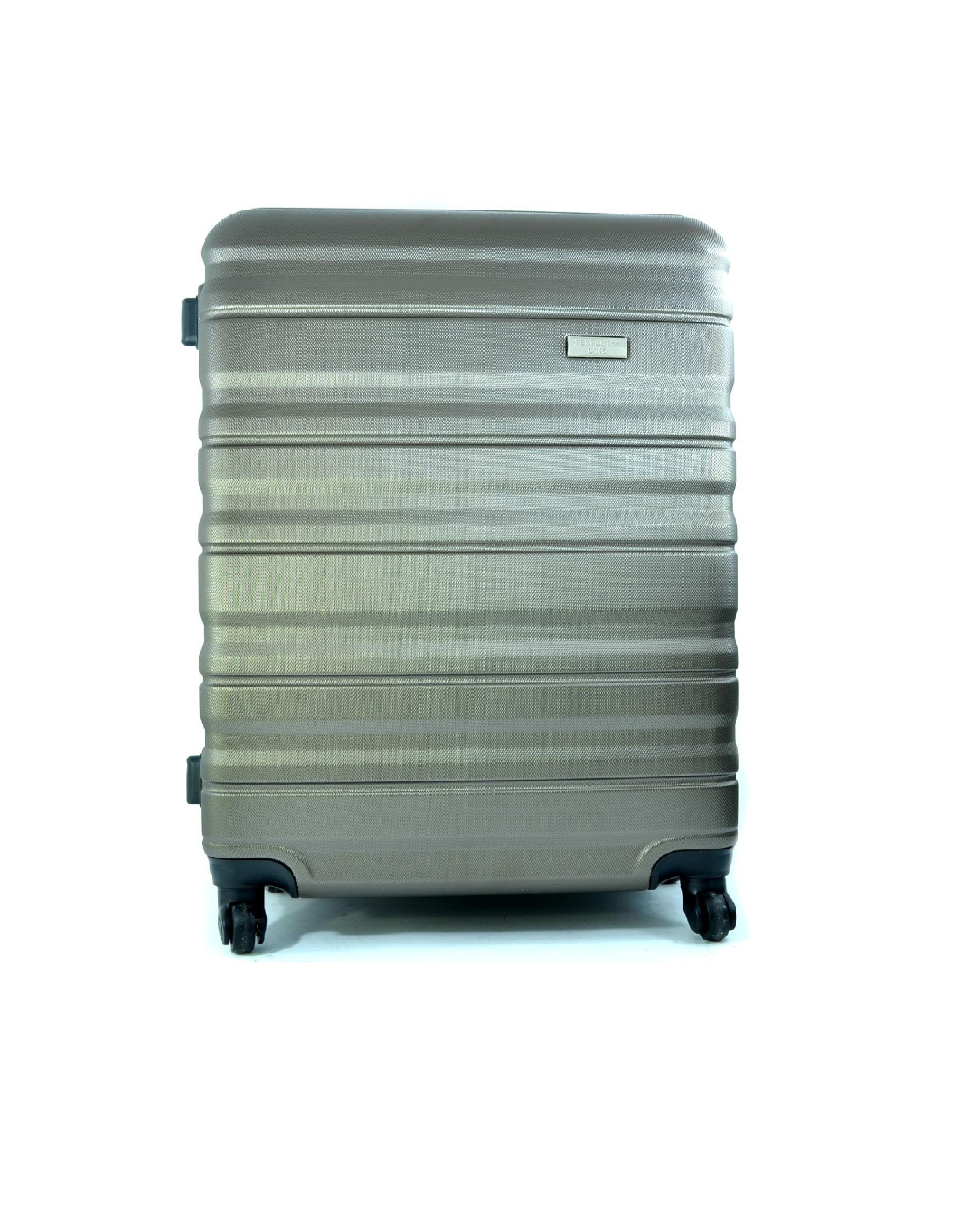 fc33eb57bc0 Луксозен пътнически куфар PERFECT ++ Line 1253*3200