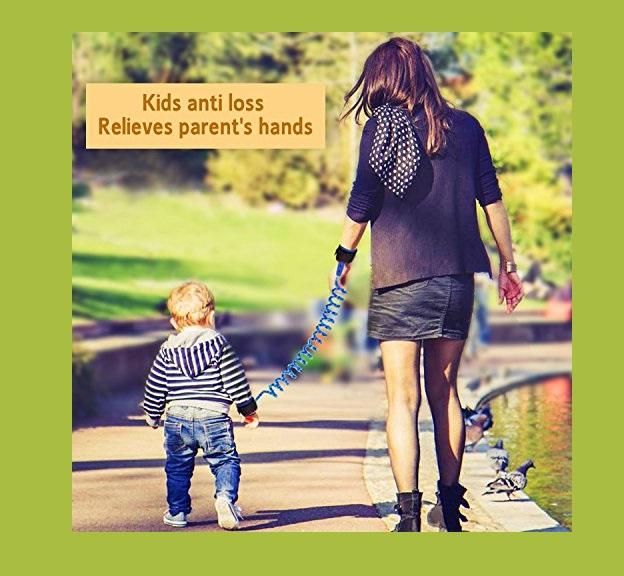 Иновация в грижата за детето! Свръзка между вас и детето - Anti Lost Strap