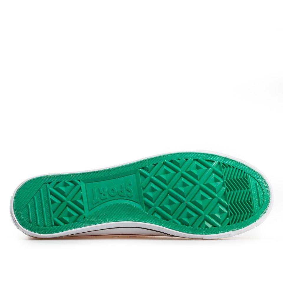 Мъжки спортни обувки Grand Attack 30236-2 White, ЧИСТО БЕЛИ