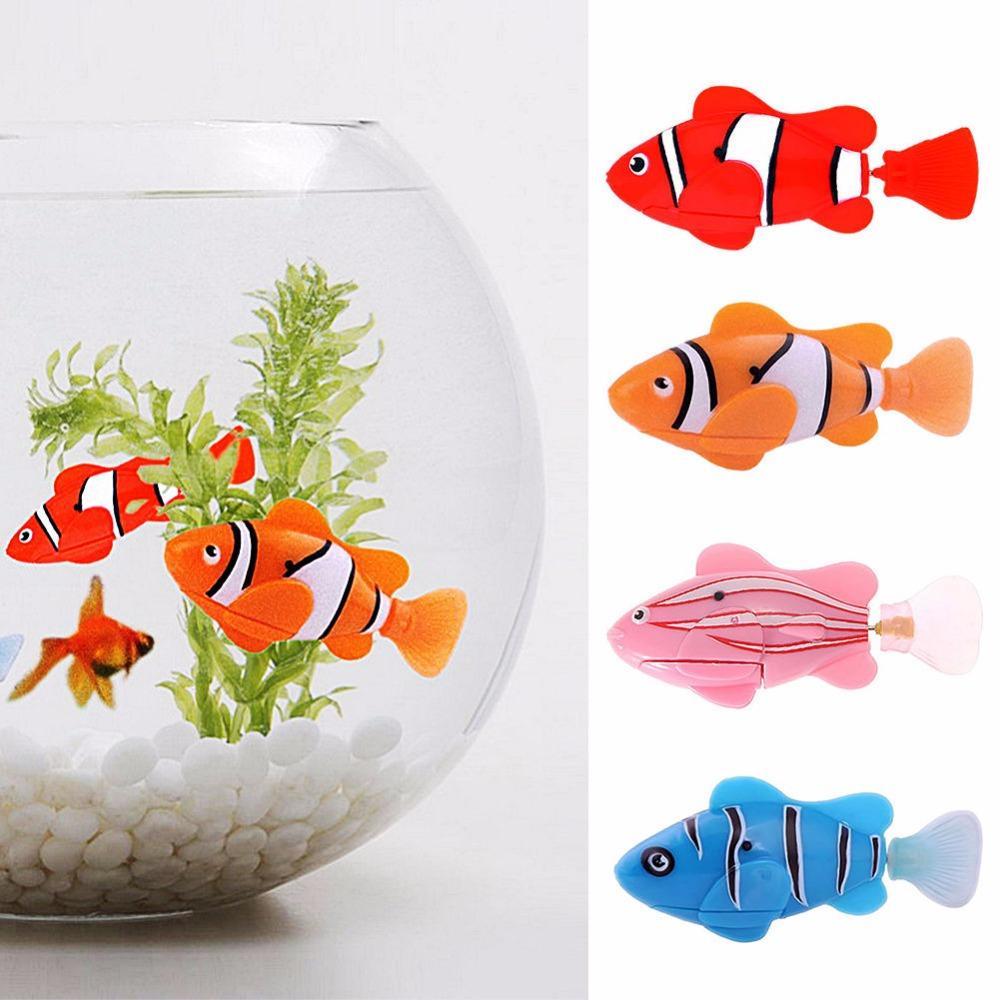 Плуваща рибка робот ROBOFISH в различни разцветки