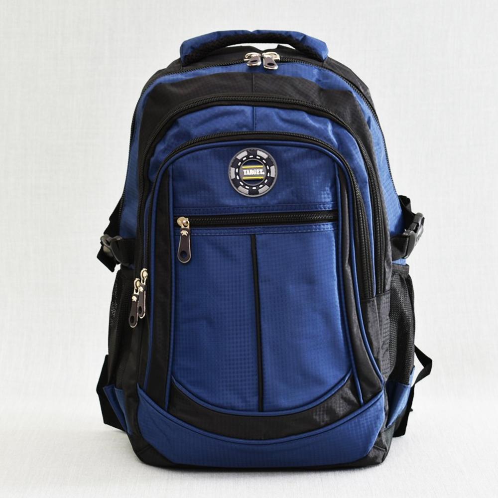 Разпродажба: висок клас туристическа / ученическа / спортна раница TARGET 7203 BLUE