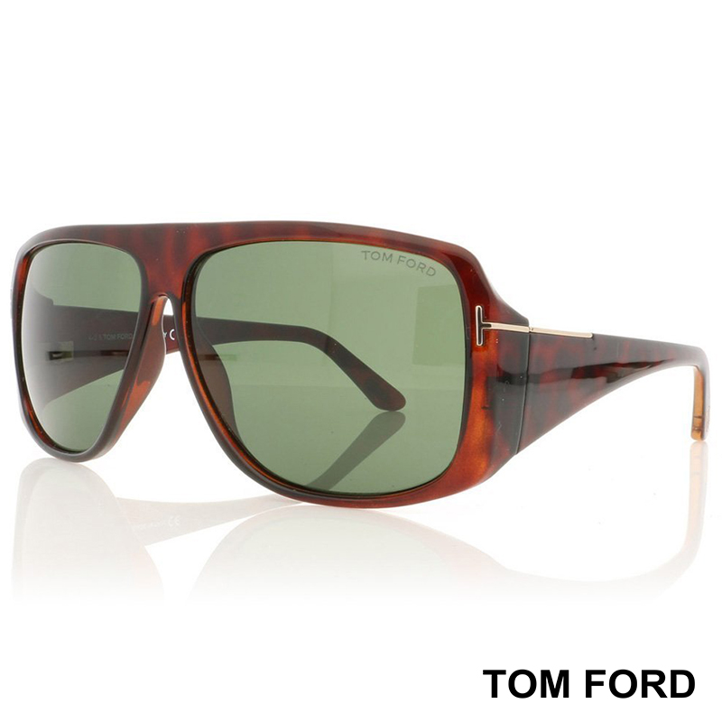 Мъжки слънчеви очила TOM FORD HARLEY TF433 52N