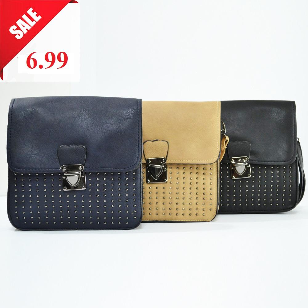 Компактна дамска чанта LADY B 8891 COMPACT