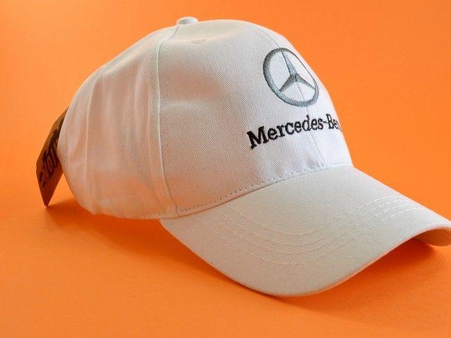 Бяла спортна шапка с козирка SPORT WHITE M364752