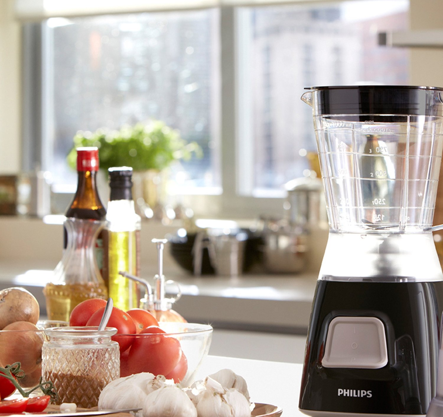 Блендер Philips Daily Collection HR2052/90