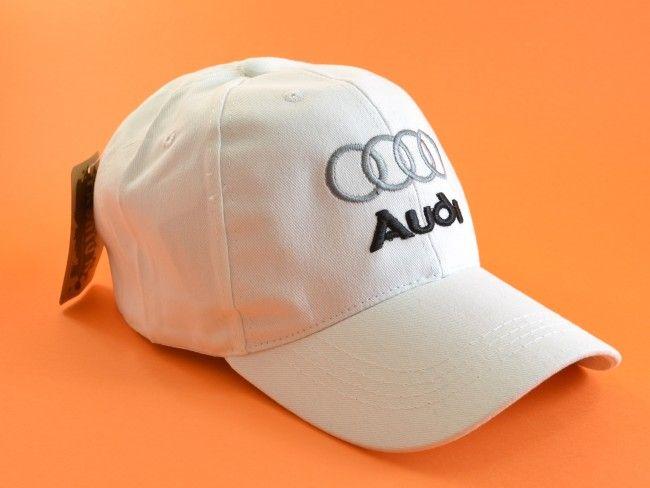 Бяла спортна шапка с козирка SPORT WHITE А873954